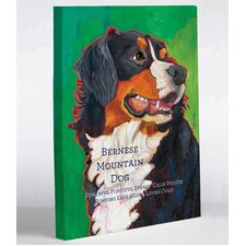 Doggy Decor Bernese 1 Graphic Art on Canvas