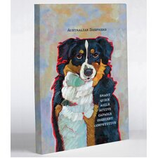 Australian Shepherd 2 Wall Decor
