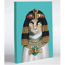 Pets Rock Cleo Canvas