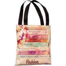 Oliver Gal Romantica Tote Bag