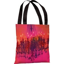 Oliver Gal Light Me Up Polyester Tote Bag