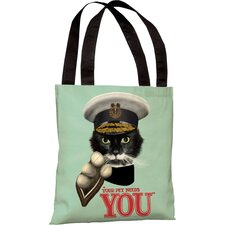 <strong>OneBellaCasa.com</strong> Pets Rock Kitchener Tote Bag