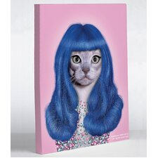 Pets Rock Gurl Canvas