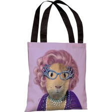 Pets Rock Possum Tote Bag