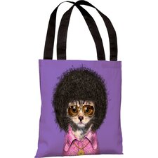 Pets Rock Disco Tote Bag