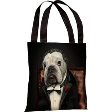 <strong>OneBellaCasa.com</strong> Pets Rock Dog Barker Tote Bag