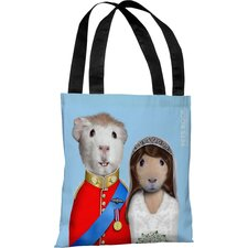 Pets Rock Mr and Mrs Tote Bag