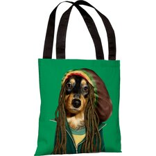 Pets Rock Reggae Tote Bag