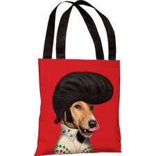 Pets Rock Rock n' Roll Tote Bag