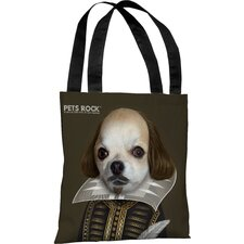 <strong>OneBellaCasa.com</strong> Pets Rock Shakespeare Tote Bag