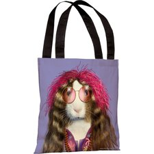 Pets Rock Hippie Tote Bag