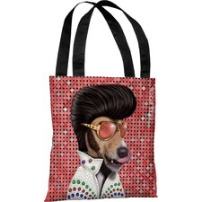 Pets Rock Vegas Tote Bag