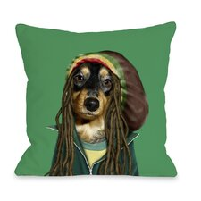Pets Rock Reggae Pillow