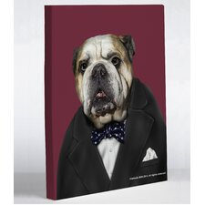 Pets Rock Leader Canvas