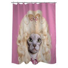 Pets Rock Country Polyester Shower Curtain