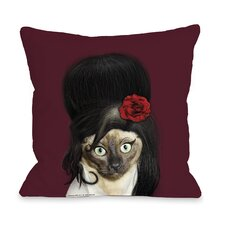 Pets Rock Tattoo Pillow