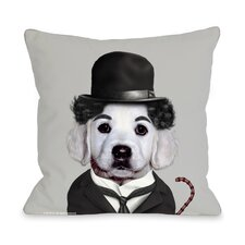 <strong>OneBellaCasa.com</strong> Pets Rock Tramp Pillow