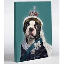 Pets Rock Queen Canvas