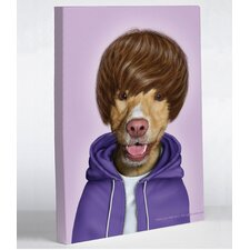 Pets Rock Teen Graphic Art on Canvas