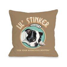 Doggy Décor Lil Stinker Pillow