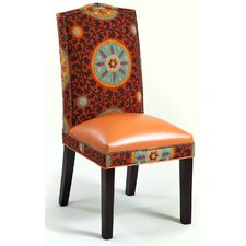 Gabrielle Cotton Parson Chair
