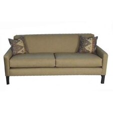 Ross Linen Studio Sofa
