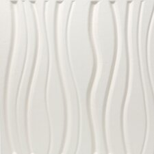 Wall Flats Tierra 12 Piece Wallpaper Tiles (Set of 12)