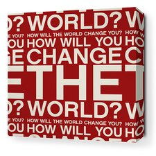 Change the World in Scarlet