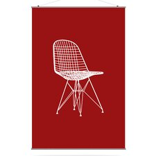 <strong>Inhabit</strong> Modern Classics 1951 Slat Wall Hanging