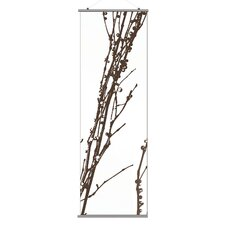 Morning Glory Undergrowth 2 Slat Wall Hanging