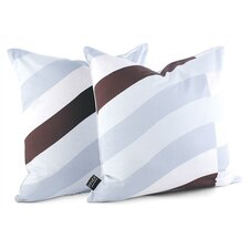 Soak Cotton Sateen Studio Pillow