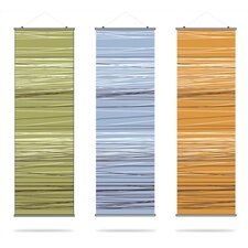 Rain Slat Hanging Panel Collection