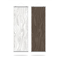 Madera Slat Hanging Panel Collection