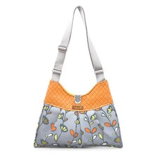 Kennedy Stencil Handbag in Sunshine / Gray
