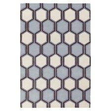 Plinko Grey/Ivory Area Rug