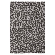 <strong>Inhabit</strong> Pumice Stone Rug in Slate