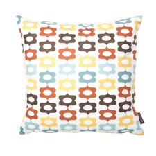 Aequorea Laugh Synthetic Pillow