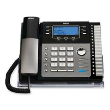 <strong>RCA Products</strong> Visys 4-Line Phone with Caller ID