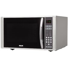 1.1 Cu. Ft. 1000W Countertop Microwave