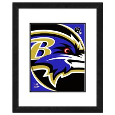 NFL Team Logo Framed Photo