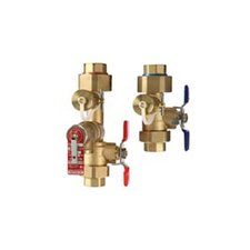 Sweat Tankless Isolation Valve Kit