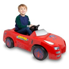 Spiderman 6V Battery Powered  Car