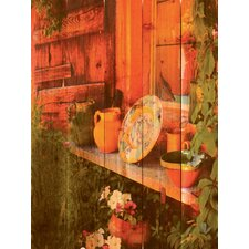 French Pottery Photographic Print