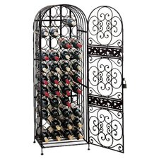 <strong>Wine Enthusiast</strong> Renaissance 45 Bottle Wine Rack