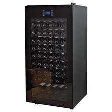 <strong>Wine Enthusiast</strong> Classic 92 Bottle Wine Cellar