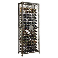 <strong>Wine Enthusiast</strong> 96 Bottle Wine Rack