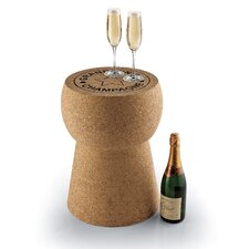 Giant Champagne Cork Stool And Table
