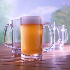 Indoor and Outdoor Beer Mug (Set of 4)