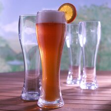 Indoor and Outdoor Pilsner Glass (Set of 4)