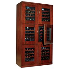 Trilogy Dual Zone Thermoelectric Wine Refrigerator